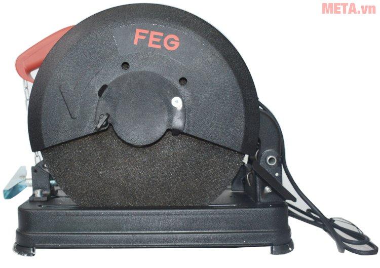 Máy cắt sắt FEG 936 thiết kế dạng để bàn rất vững chắc