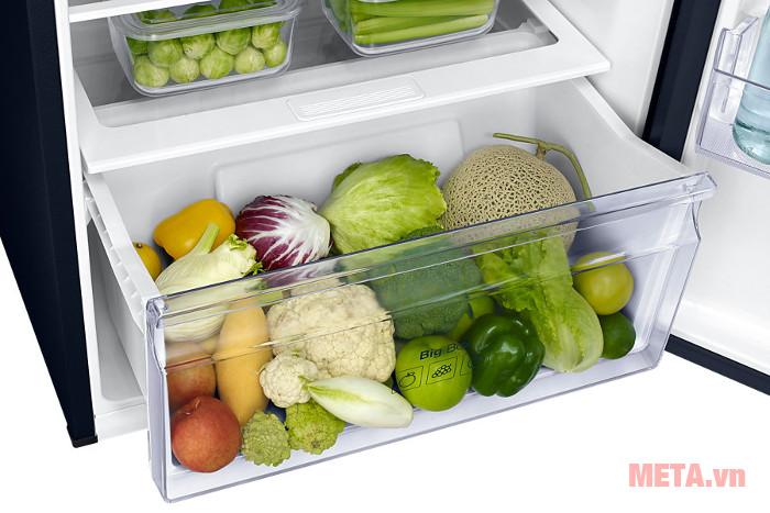 Tủ lạnh Samsung Digital Inverter 384L RT38K5032GL/SV giữ thực phẩm tươi ngon, nguyên chất
