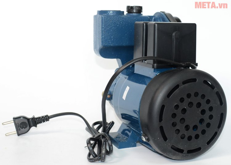 Panasonic GP-200JXK có nhiều khe tản nhiệt cho động cơ