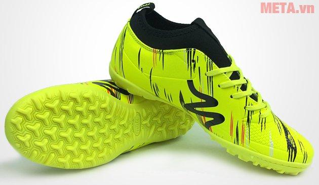 Giày đá bóng Mitre 160930 màu xanh nõn chuối