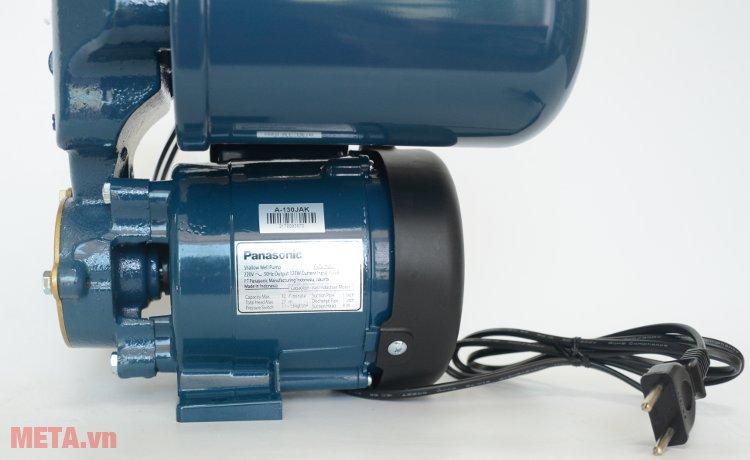 Panasonic A130JAK có thể tăng áp lực cho các thiết bị sử dụng nước trong gia đình.