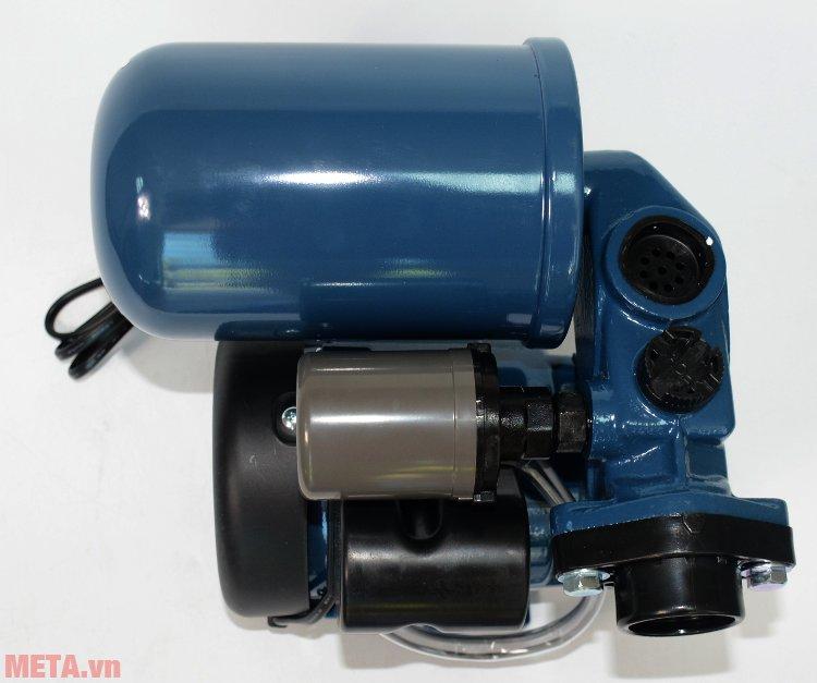 Máy bơm nước tăng áp Panasonic A130JAK có bầu tăng áp dạng nằm