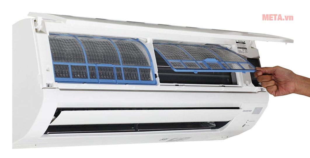 Điều hòa 2 chiều Mitsubishi MSZ-HL35VA 12.000BTU dễ sử dụng