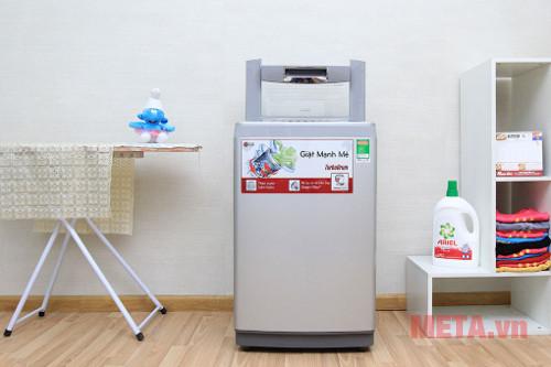 Máy giặt lồng đứng LG 9kg WF-S9019FS