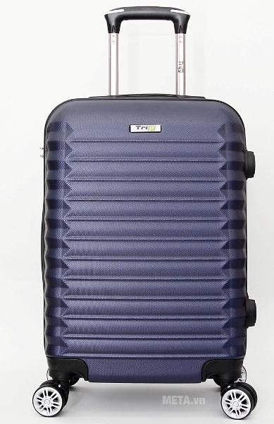 Vali kéo Trip P805 cỡ 60cm màu xanh tím than