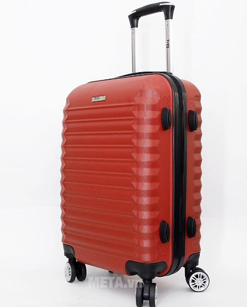 Vali kéo Trip P805 cỡ 60cm màu đỏ