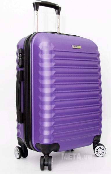 Vali kéo Trip P805 cỡ 60cm màu tím
