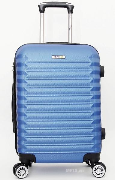 Vali kéo Trip P805 cỡ 60cm màu xanh ngọc
