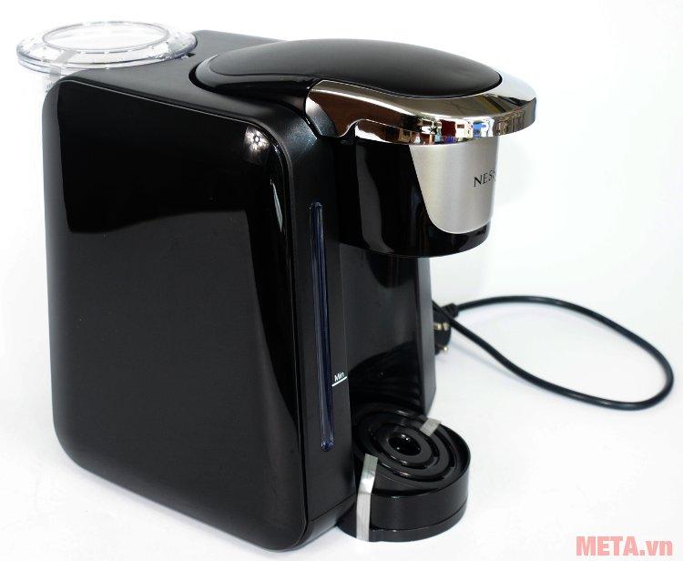 Máy pha cà phê viên nén Nesso K-cup sử dụng nguồn điện 220V/50Hz