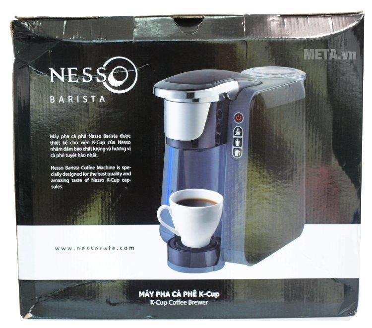 Hộp đựng của máy pha cà phê viên nén Nesso K-cup
