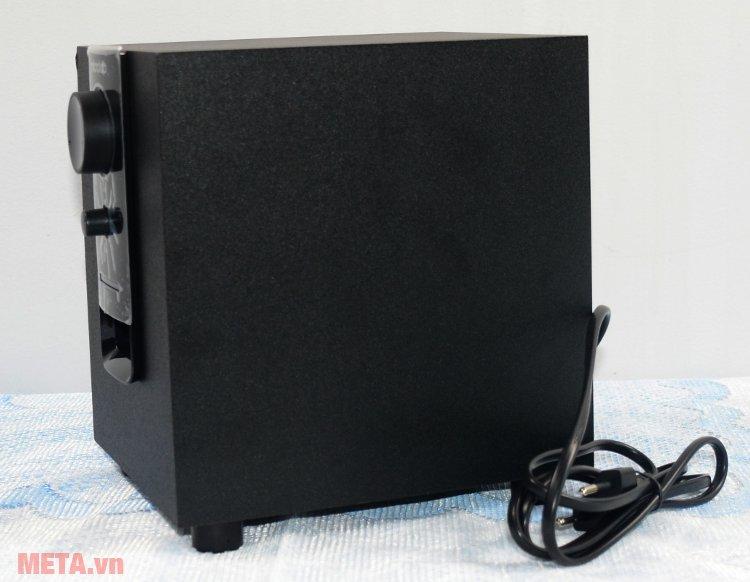 Loa siêu trầm Microlab M-106BT dùng điện 220V - 240V/50Hz