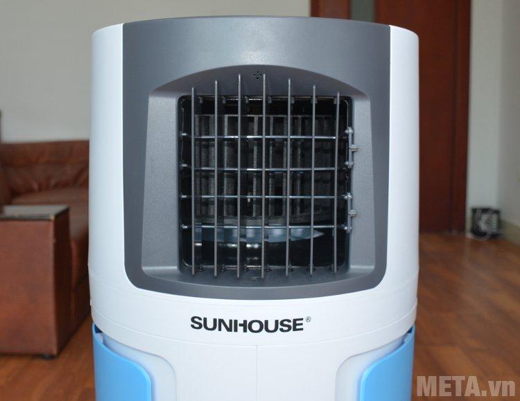 Quạt điều hòa Sunhouse SHD7715 có khả năng làm lạnh nhanh