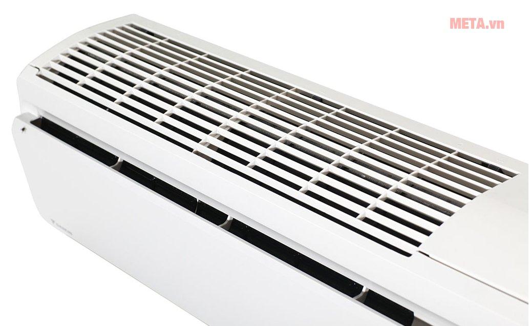 Điều hòa 2 chiều Inverter Daikin 12000BTU FTXS35GVMV/RXS35GVMV có chất liệu cao cấp