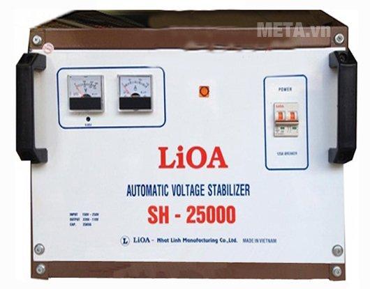 Ổn áp Lioa cho khả năng ổn định dòng điện cực kỳ hiệu quả