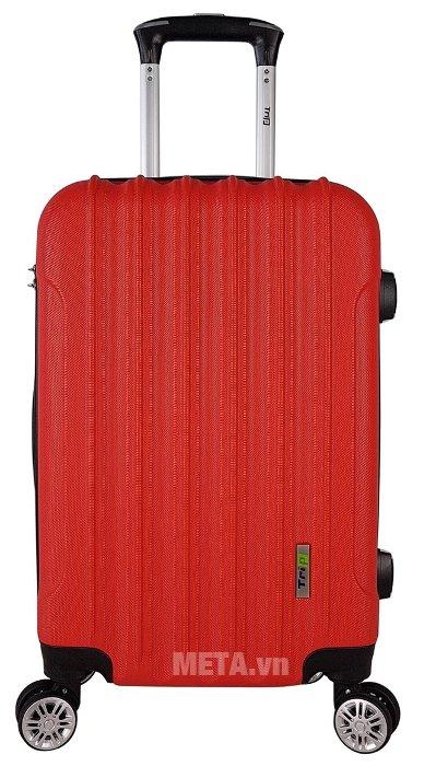 Vali kéo Trip P603 cỡ 60cm có màu đỏ tươi trẻ