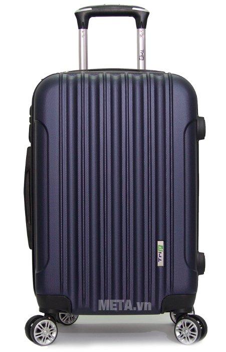 Vali kéo Trip P603 cỡ 60cm màu xanh đen