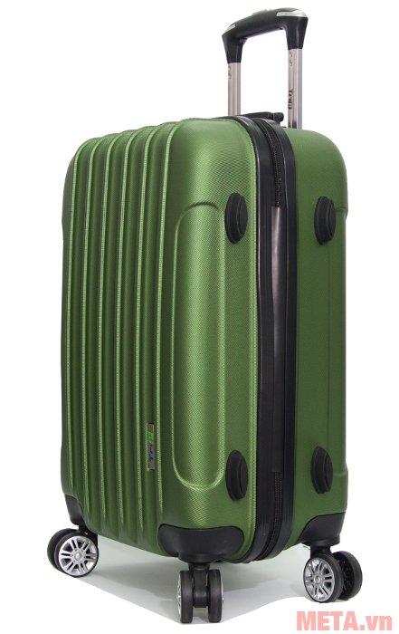 Vali kéo Trip P603 cỡ 60cm màu xanh rêu