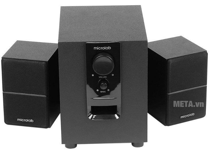 Loa Microlab M-106BT