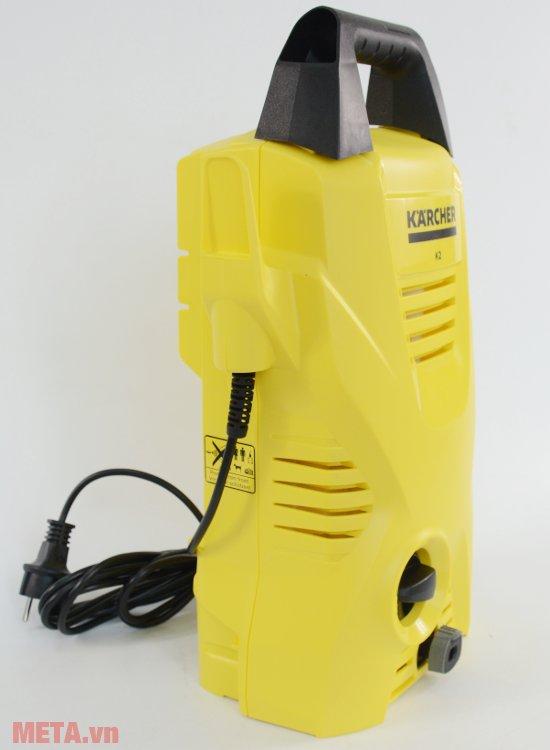 Máy rửa xe Karcher K2 Compact Car dùng điện áp 220V/50Hz