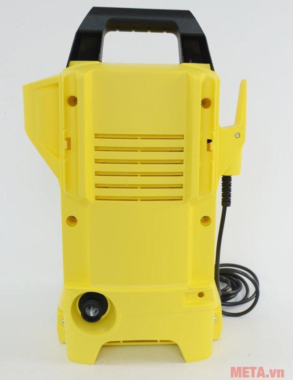 Máy rửa xe Karcher K2 Compact Car mặt sau