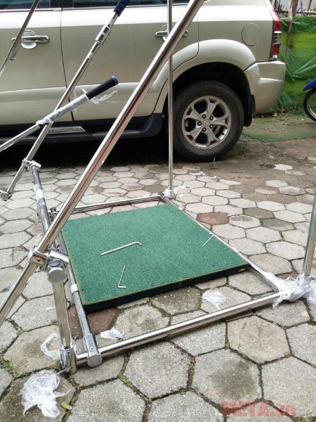 Dụng cụ hỗ trợ tập Swing được thiết kế bài bản
