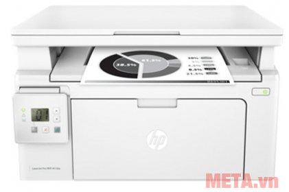 Máy in laser đa chức năng HP M130A-G3Q57A cho chất lượng màu mực đều, đẹp rõ nét