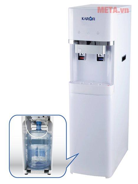 Cây nước nóng lạnh Karofi hút bình HC300-W