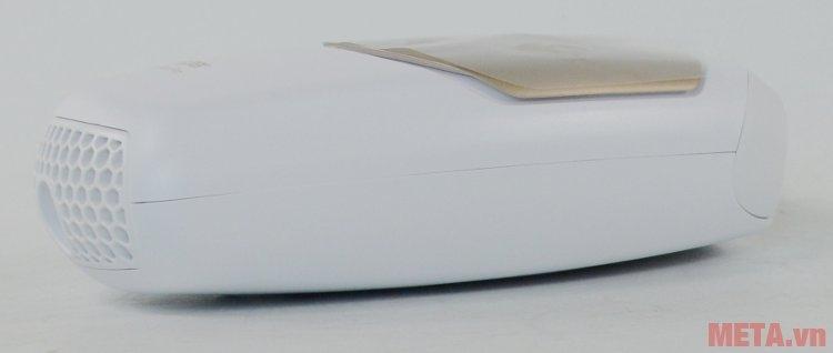 Máy triệt lông cá nhân Beurer IPL7500 được làm bằn chất liệu nhựa cao cấp