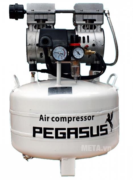 Máy nén khí không dầu Pegasus TM-OF750 (40 lít)