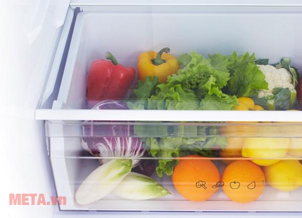 Tủ lạnh Panasonic NR-BX468XSVN giữ thực phẩm luôn tươi mới, nguyên chất