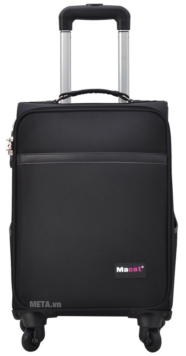 Bộ vali cao cấp MACAT M18BC màu đen