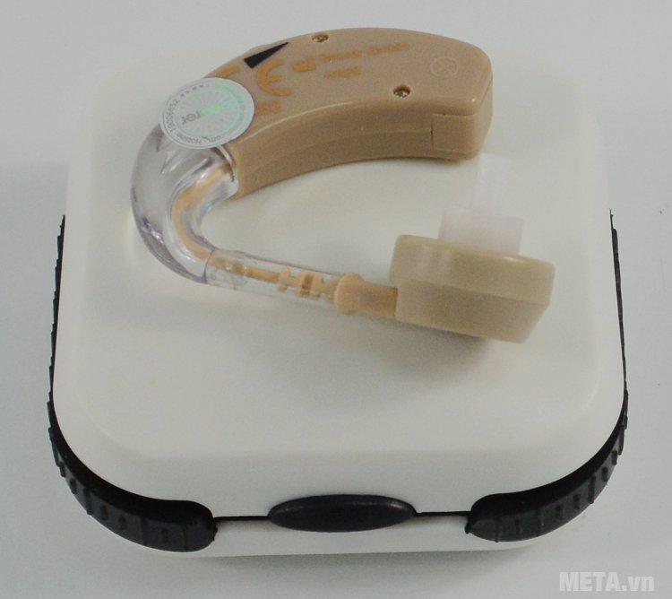 Máy trợ thính Beurer HA20 thiết kế không dây sử dụng không gây vướng víu
