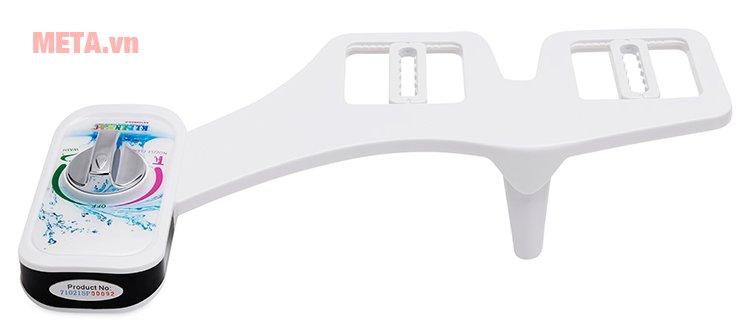 Thiết bị vệ sinh thông minh 1 vòi phun Kleenmac AB 100SCA-P