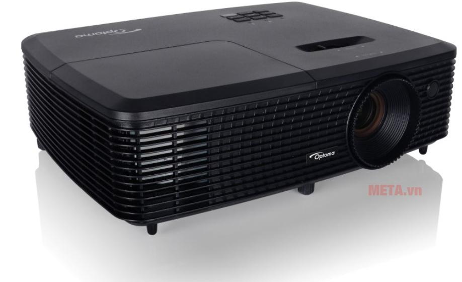 Máy chiếu Optoma S341 nhận tín hiệu 3D 720p/1080p vào trực tiếp