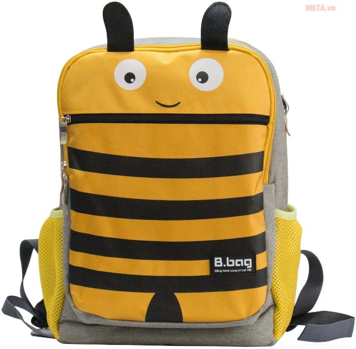 Ba lô con ong B-12-005 nổi bật với màu vàng