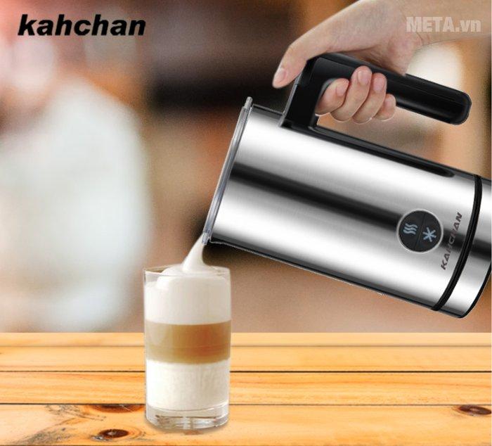 Máy đánh sữa tạo bọt Kahchan EP2188