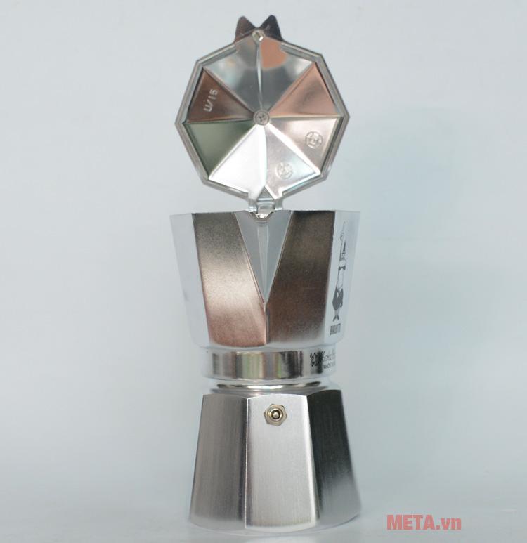Vòi ấm pha cà phê Bialetti Moka Express 2TZ BCM-1168
