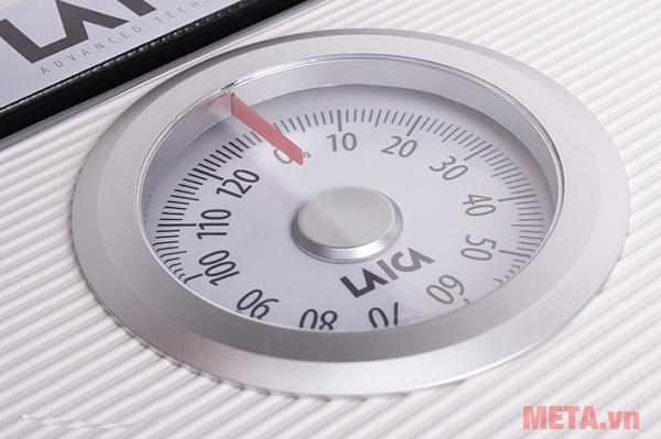 Đồng hồ của cân sức khỏe cơ học Laica PS2007