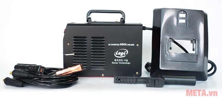 Bộ sản phẩm máy hàn điện tử Legi LG-150VRD-D