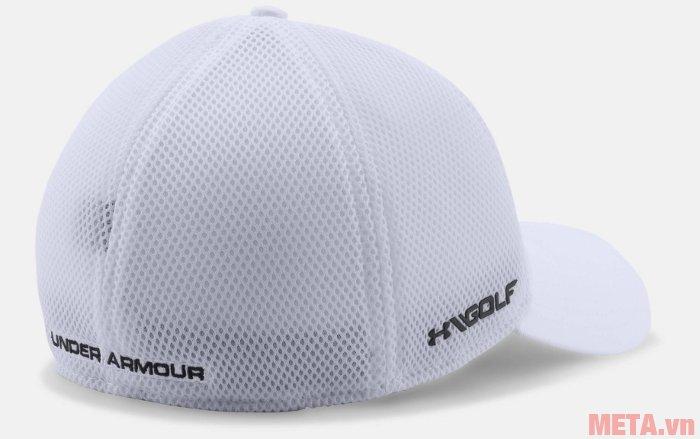 Mũ golf nam Mesh Stretch 2.0 Cap Under Armour 1273280 thiết kế dạng lưới vô cùng thoáng khí