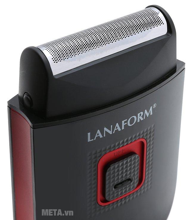 Máy cạo râu Lanaform Men's LA130408 có đầu cắt linh hoạt, chính xácMáy cạo râu Lanaform Men's LA130408 có đầu cắt linh hoạt, chính xác