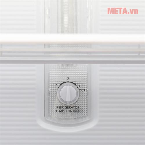 Bảng điều khiển của tủ lạnh Panasonic NR-BL308PSVN
