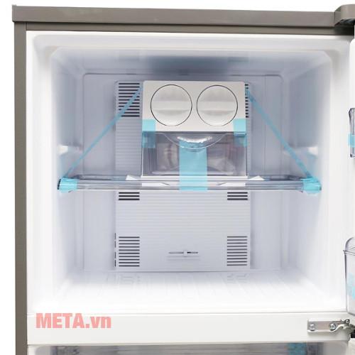 Ngăn đá của tủ lạnh Panasonic NR-BL308PSVN
