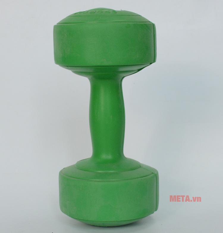 Tạ tay nhựa 2kg phù hợp với những người yêu thể thao, thể hình