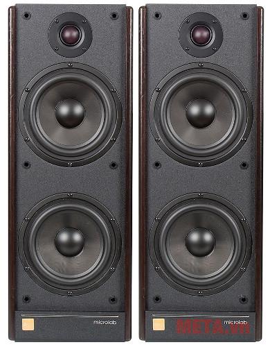 Loa vi tính Microlab Solo 9C 2.0 với tổng công suất 140W cho chất lượng âm nhạc mạnh mẽ