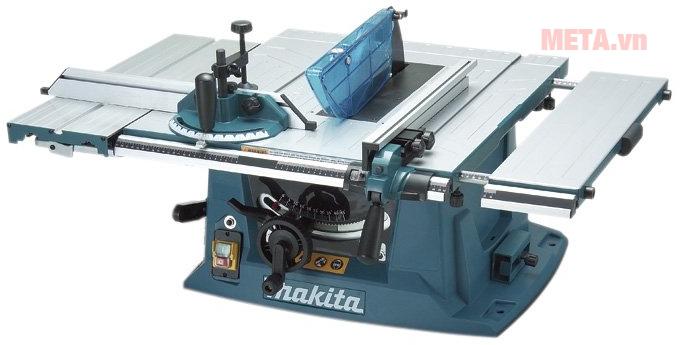 Máy cưa bàn MLT100 có thể hoạt động mạnh mẽ trong thời gian dài