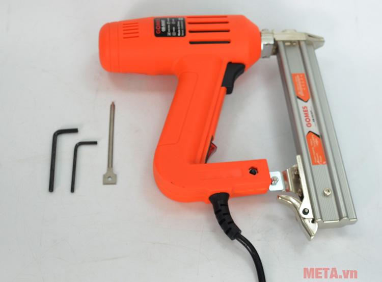 Bộ sản phẩm súng bắn đinh Gomes GB-5030T