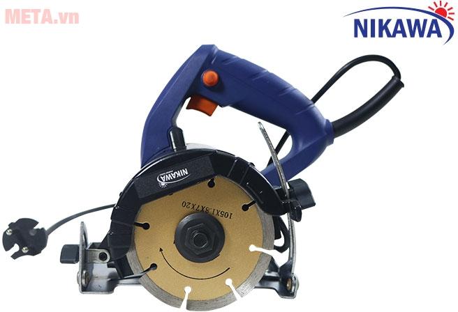 Máy cắt đá NK-MC1200 sử dụng công suất mạnh mẽ 1.200W