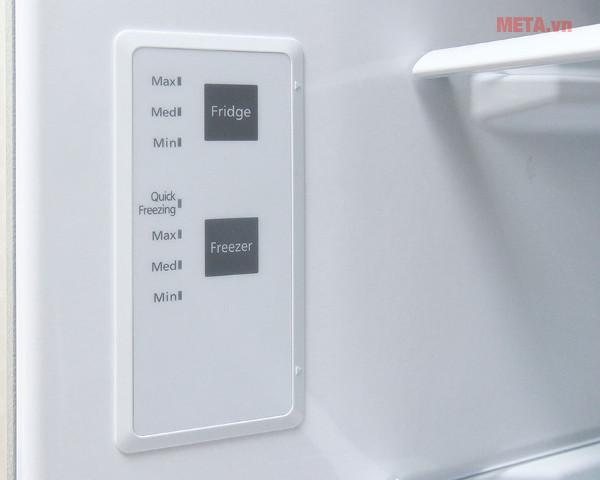 Tủ lạnh Panasonic NR-BX418VSVN 363 lít phù hợp với gia đình 5-7 người
