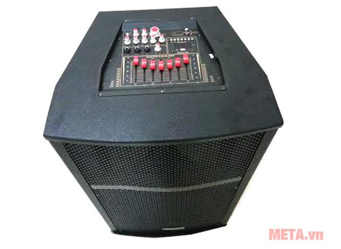 Loa di động Shupo BT218 có bảng điều khiển tiện lợi